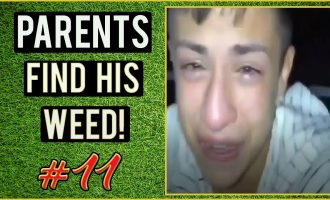 Hide Your Weed! WEED FUNNY FAILS AND WTF MOMENTS! #11 1