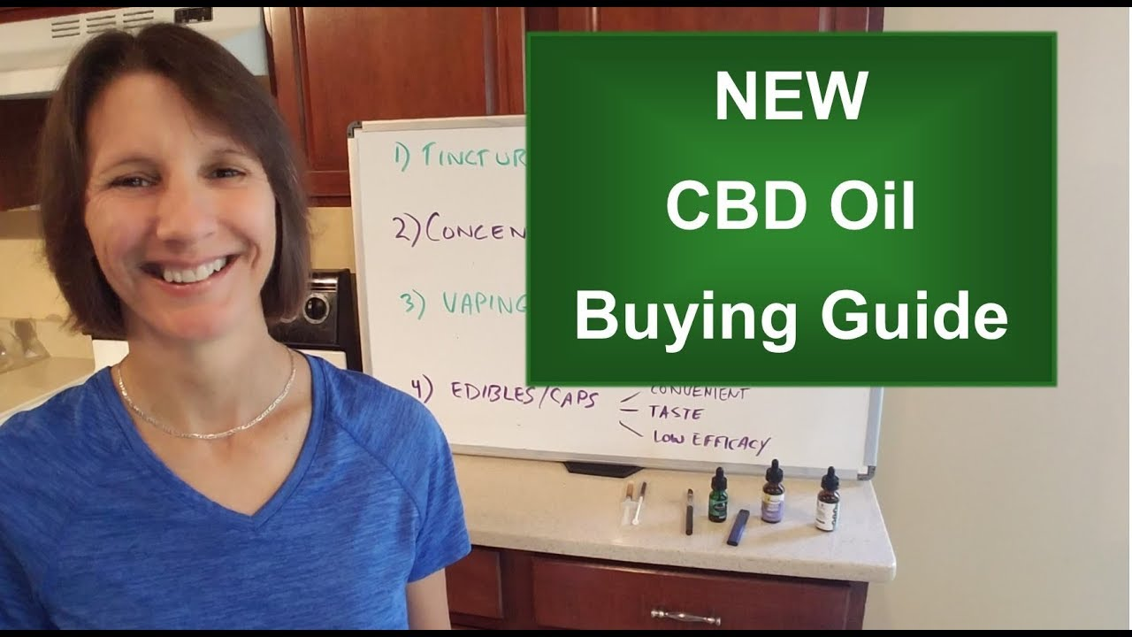 New CBD Oil Buying Guide 1
