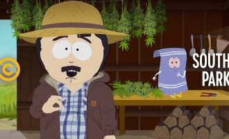 Randy and Towelie's Weed Farm Needs Help - South Park 13