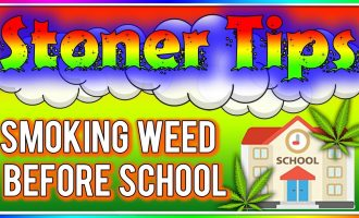 STONER TIPS #66: SMOKING WEED BEFORE SCHOOL 11