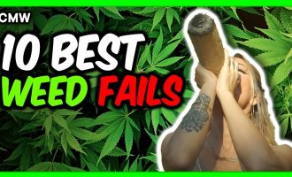 Top 10 Weed Smoking Fails #3 14