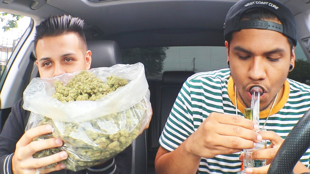 ONE POUND OF WEED!!! | EDWIN SPARKS 1