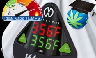 PERFECT Vaporizer Temperature For THC or CBD - GUIDE 6