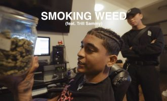 SMOKING WEED FOR THE FIRST TIME (feat. Trill Sammy) 4