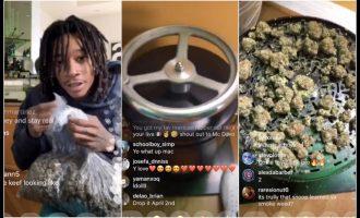 Wiz Khalifa The Worlds Biggest Weed Grinder | Most Expensivest 5