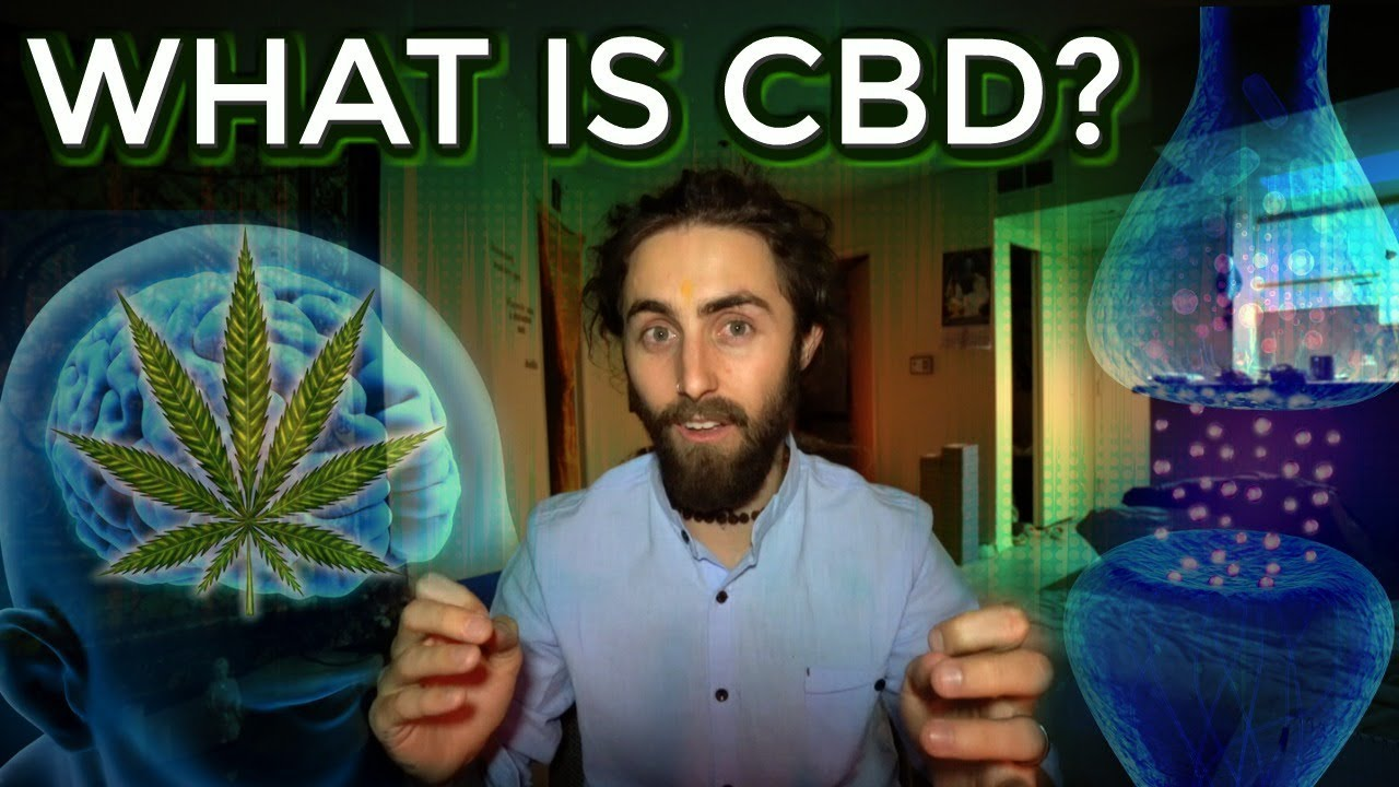 CBD Explained! (The Benefits & Effects of Cannabidiol) 1