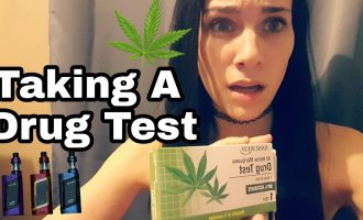 Will CBD oil show up on a test ? LIVE TEST 2