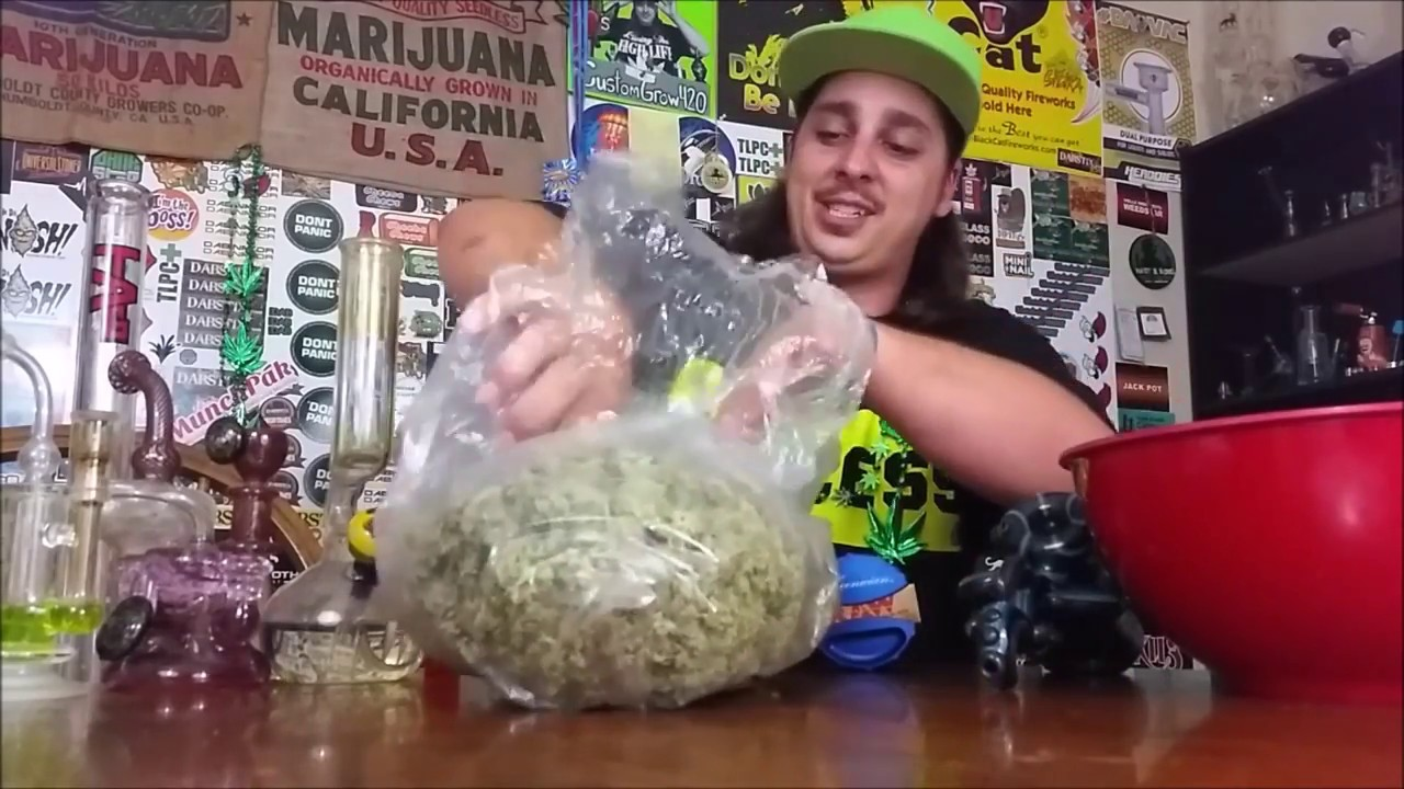 1 POUND OF WEED!!! 1