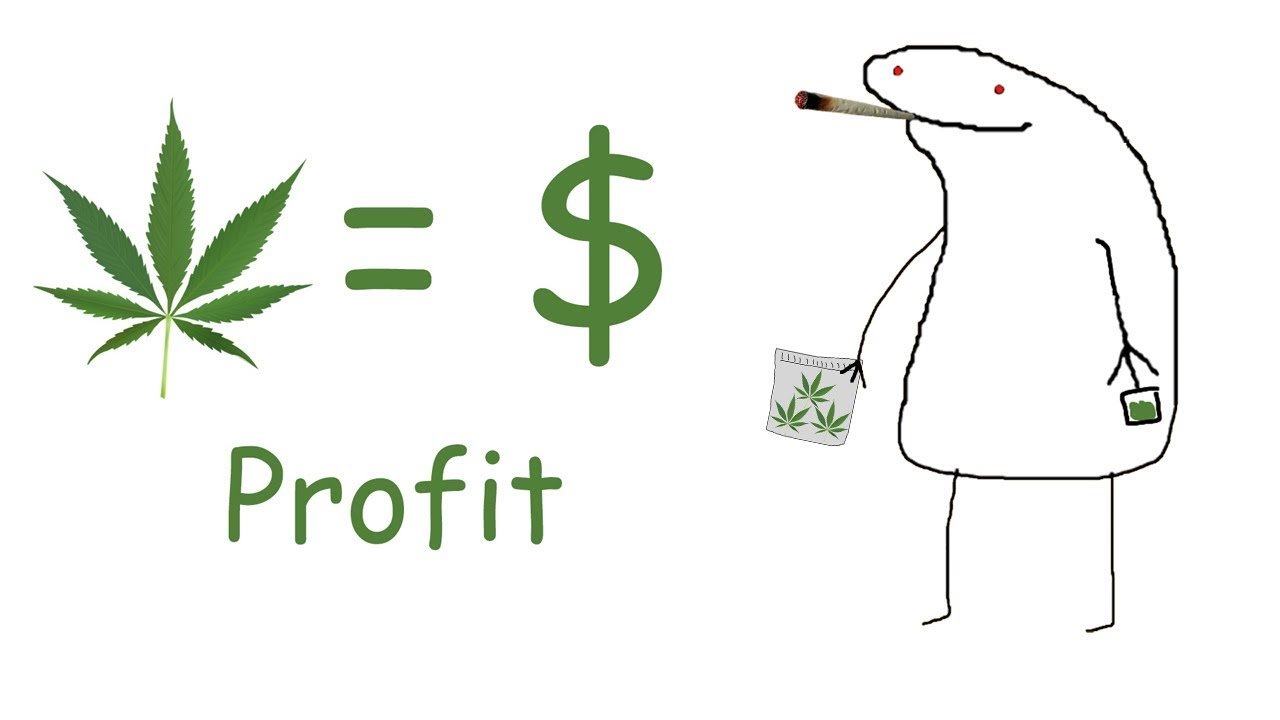 How Weed Dealers Make a Profit 1