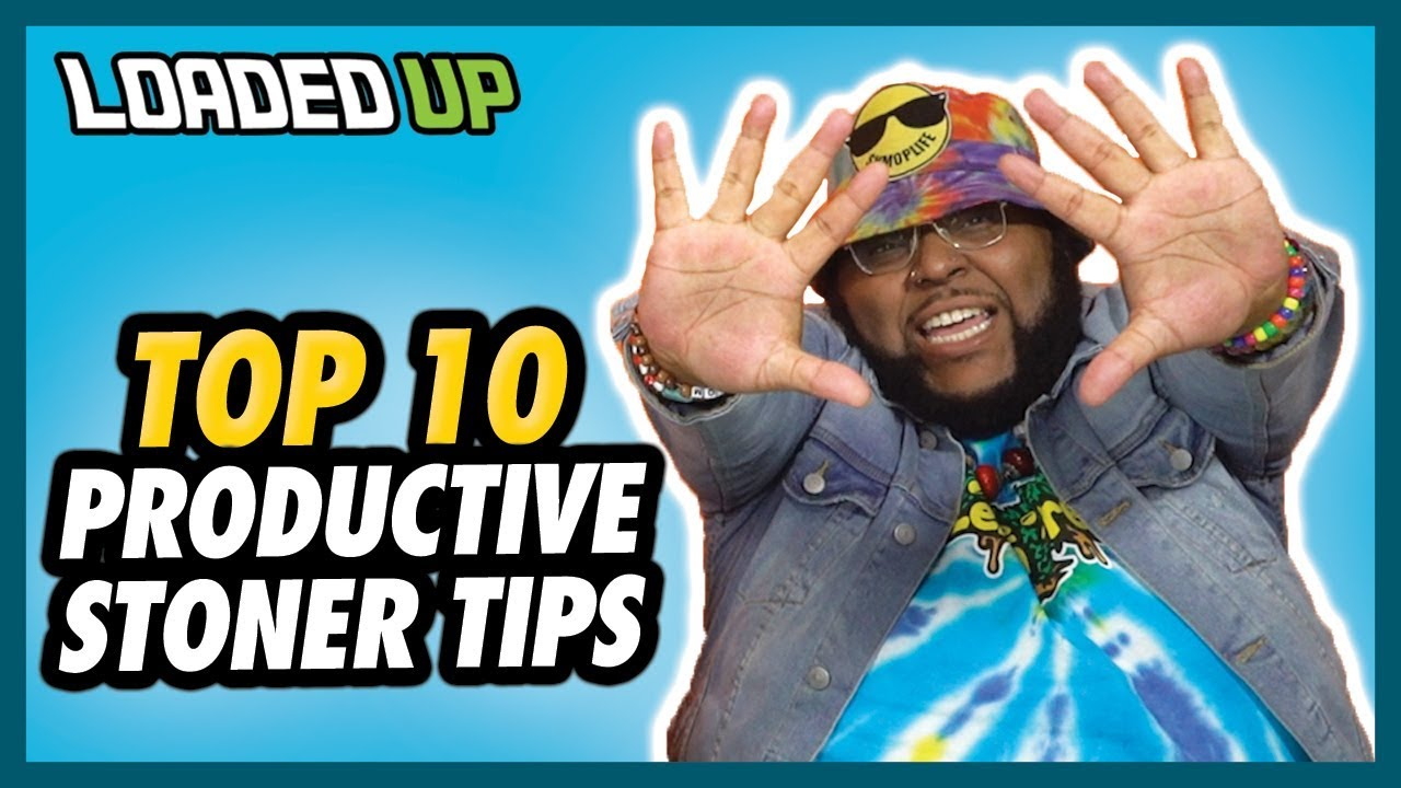Top 10 Productive Stoner Tips For Beginner Smokers 1