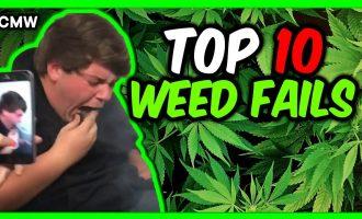 Top 10 Smoking Weed Fails #5 | CMW 3