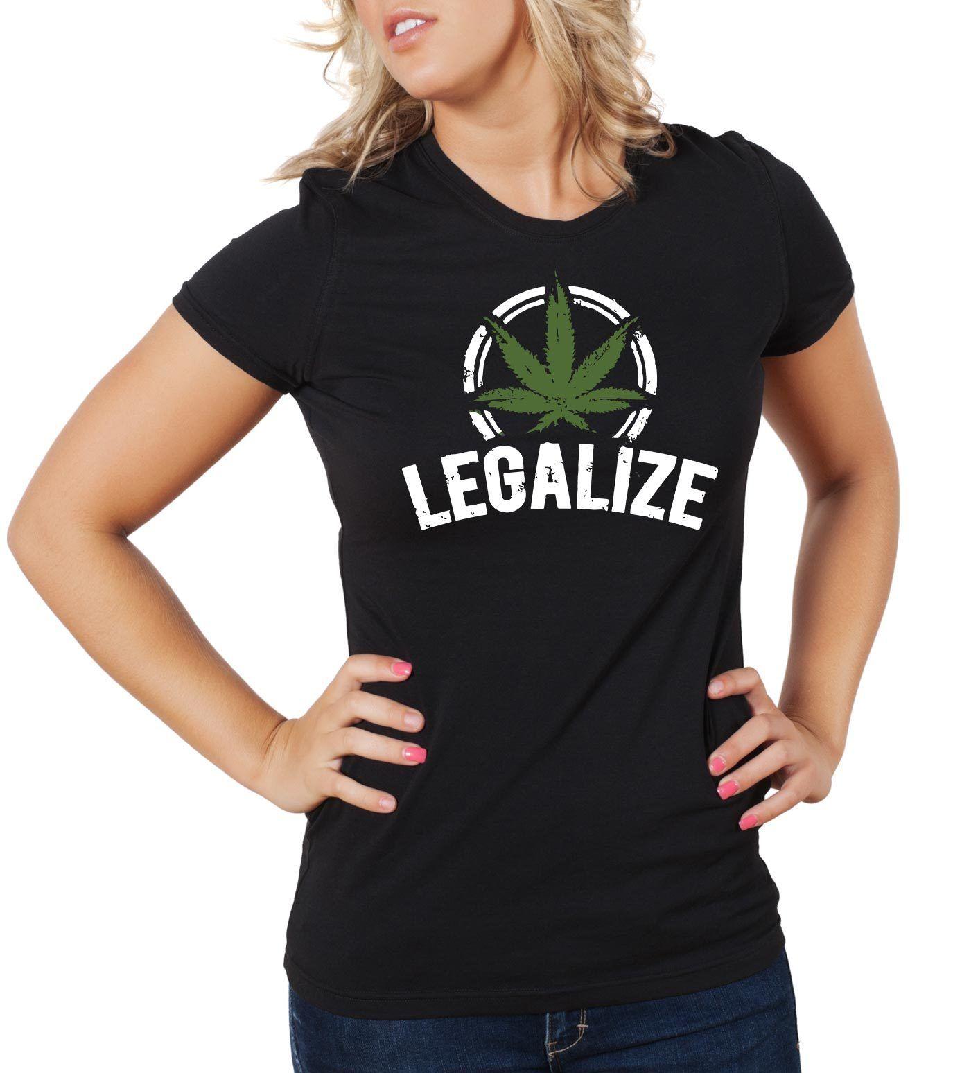 Legalize Weed Trend T-shirt Hashish Shirts Cannabis 1