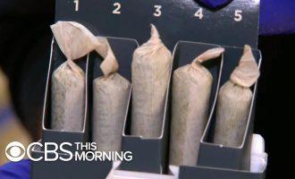 Recreational marijuana sales begin in Massachusetts 14