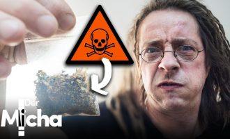 VORSICHT! Giftiges Fake-Weed LEGAL GEKAUFT?! 13