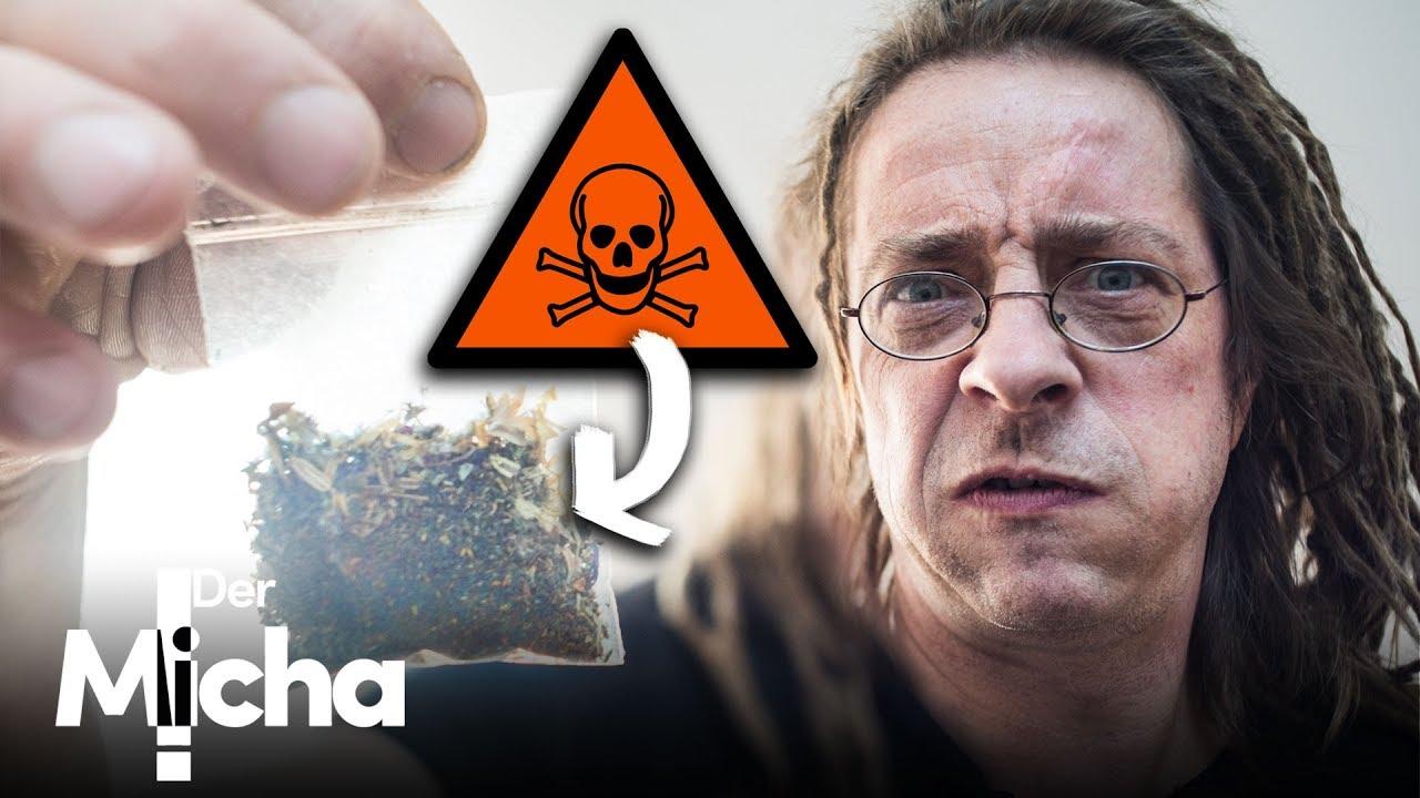VORSICHT! Giftiges Fake-Weed LEGAL GEKAUFT?! 1