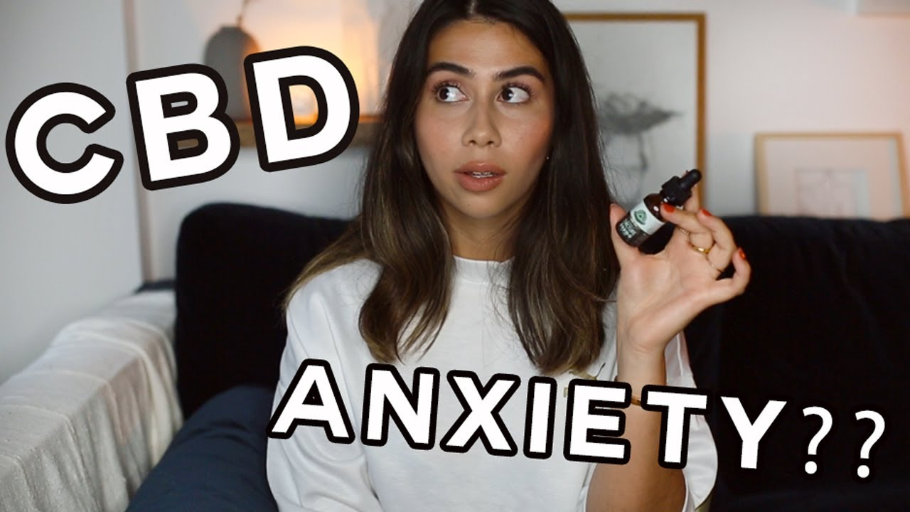 NATURAL CURE FOR ANXIETY? My Experience with CBD (cannabidiol) 1