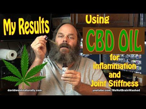 My Results: CBD Hemp Oil Benefits with Chronic Pain 1