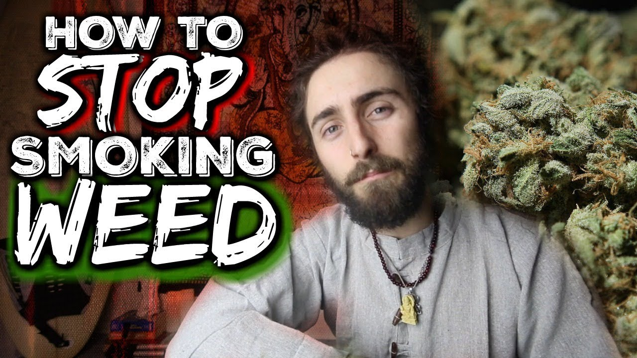 How to Stop Smoking Weed! (& Improve Your Life) 1