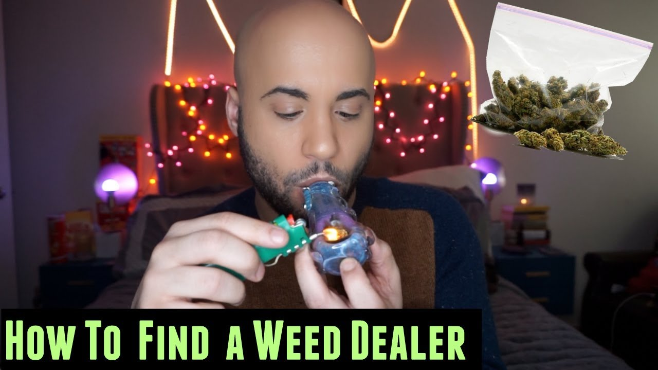 How To Find a Weed Dealer 1
