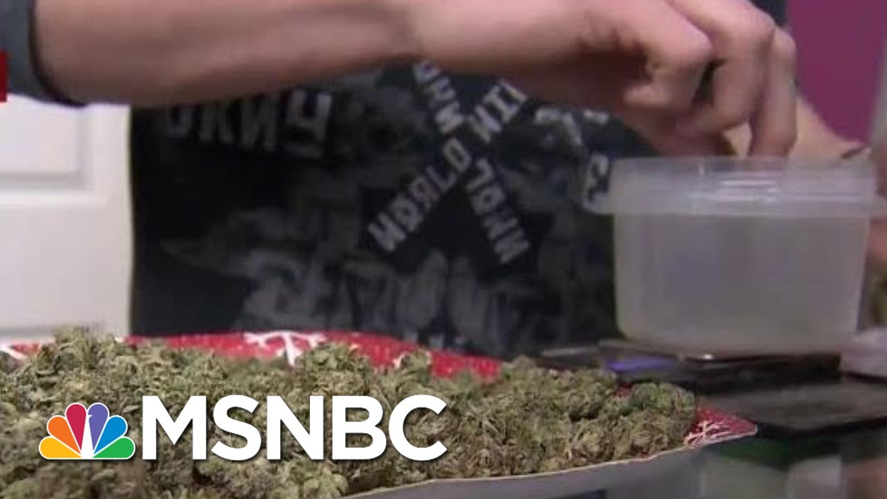 What Canada's Marijuana Legalization Means For The U.S. | Velshi & Ruhle | MSNBC 1
