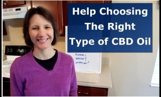 Choosing The Right CBD Oil For Your Condition 6