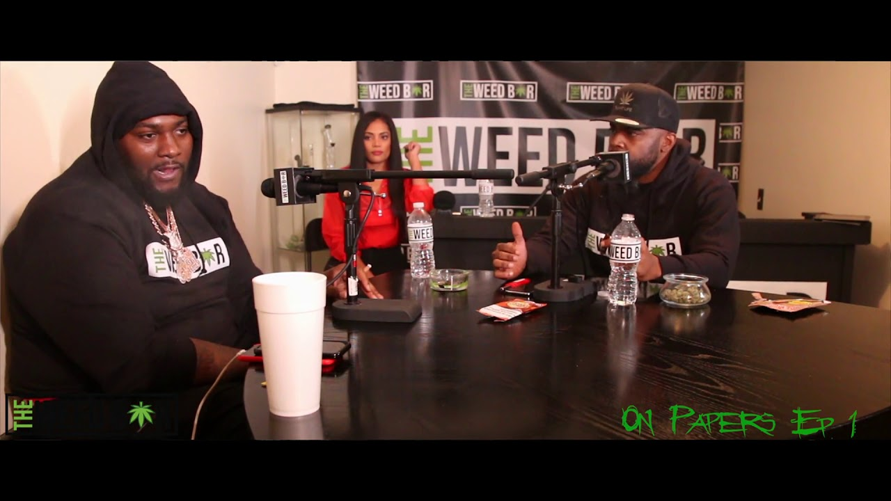 The Weed Bar Episode4  @Pezzy__te Talks About Jail Time The loss Of Snoop and RGS_ Dame Chain.. 1
