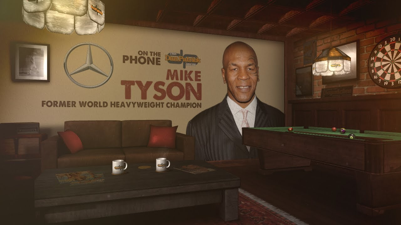 """Mike Tyson Talks Buster Douglas, His """"Weed Empire"""" & More w/Dan Patrick 