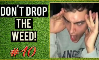 Smokers Must Watch! WEED FUNNY FAILS AND WTF MOMENTS! #10 14