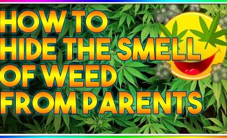 HOW TO HIDE THE SMELL OF WEED FROM PARENTS! (TIPS AND TRICKS) 7