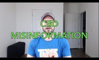 CBD Misinformation:  Dosing 2
