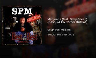Marijuana (feat. Baby Beesh) (Bash) (& Fo Corner Hustlas) 9
