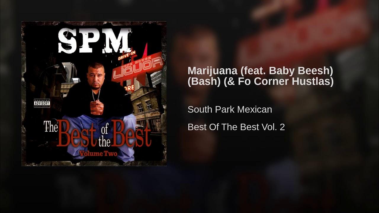 Marijuana (feat. Baby Beesh) (Bash) (& Fo Corner Hustlas) 1