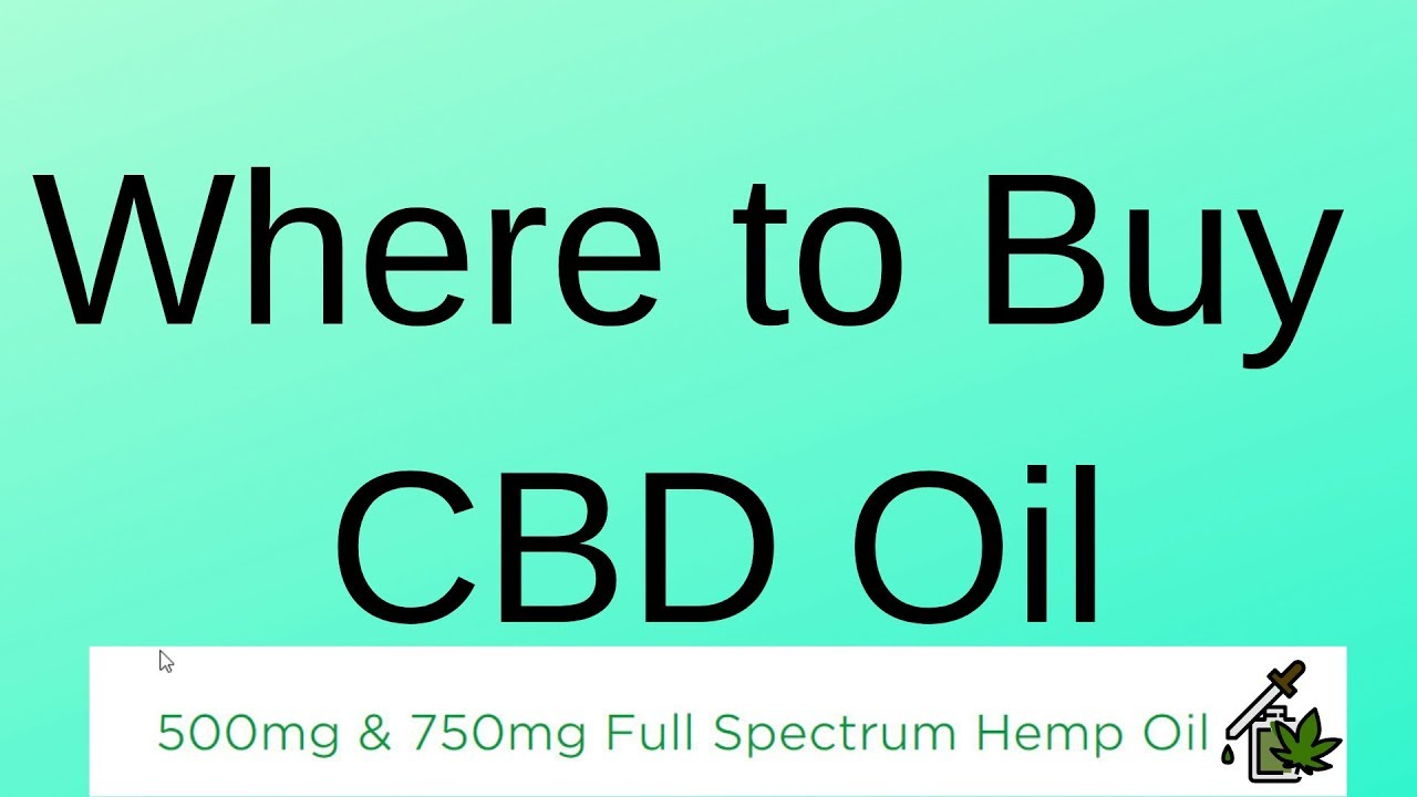 Where To Buy CBD Oil - Sample Pack 60 Day Money Back Guarantee 1
