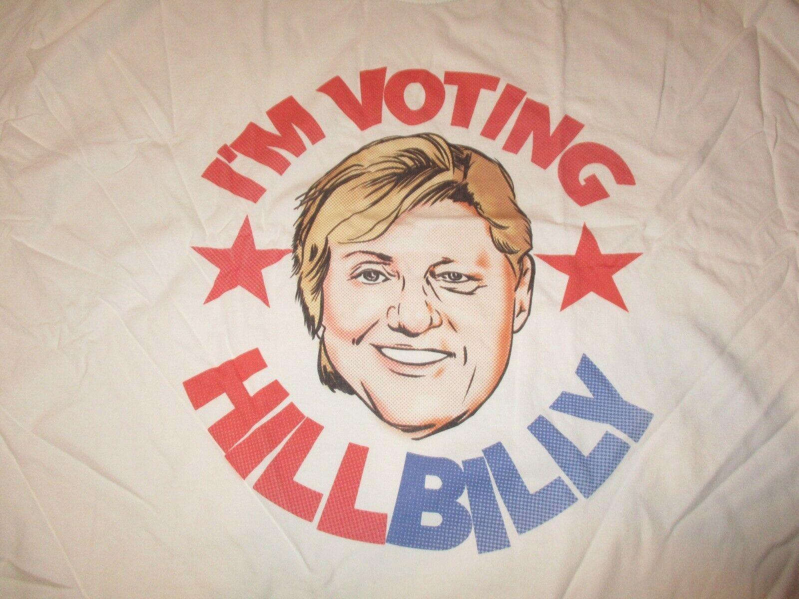 1992 Bill Hillary Clinton inhale T Shirt Gildan marijuana 1