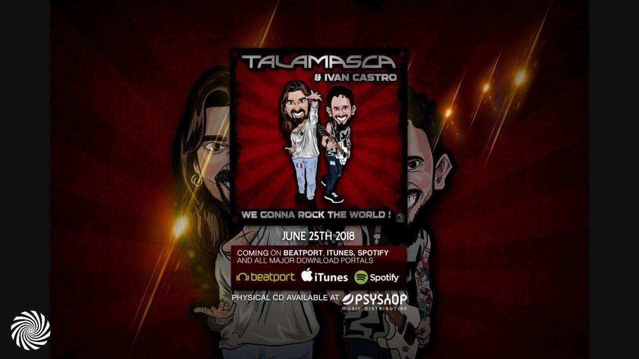 Talamasca & Ivan Castro - Marijuana Reaction 1