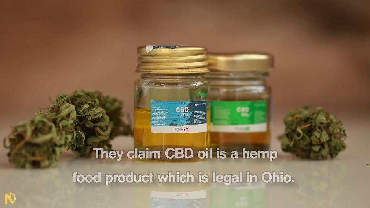 Is CBD Legal In Ohio? 1
