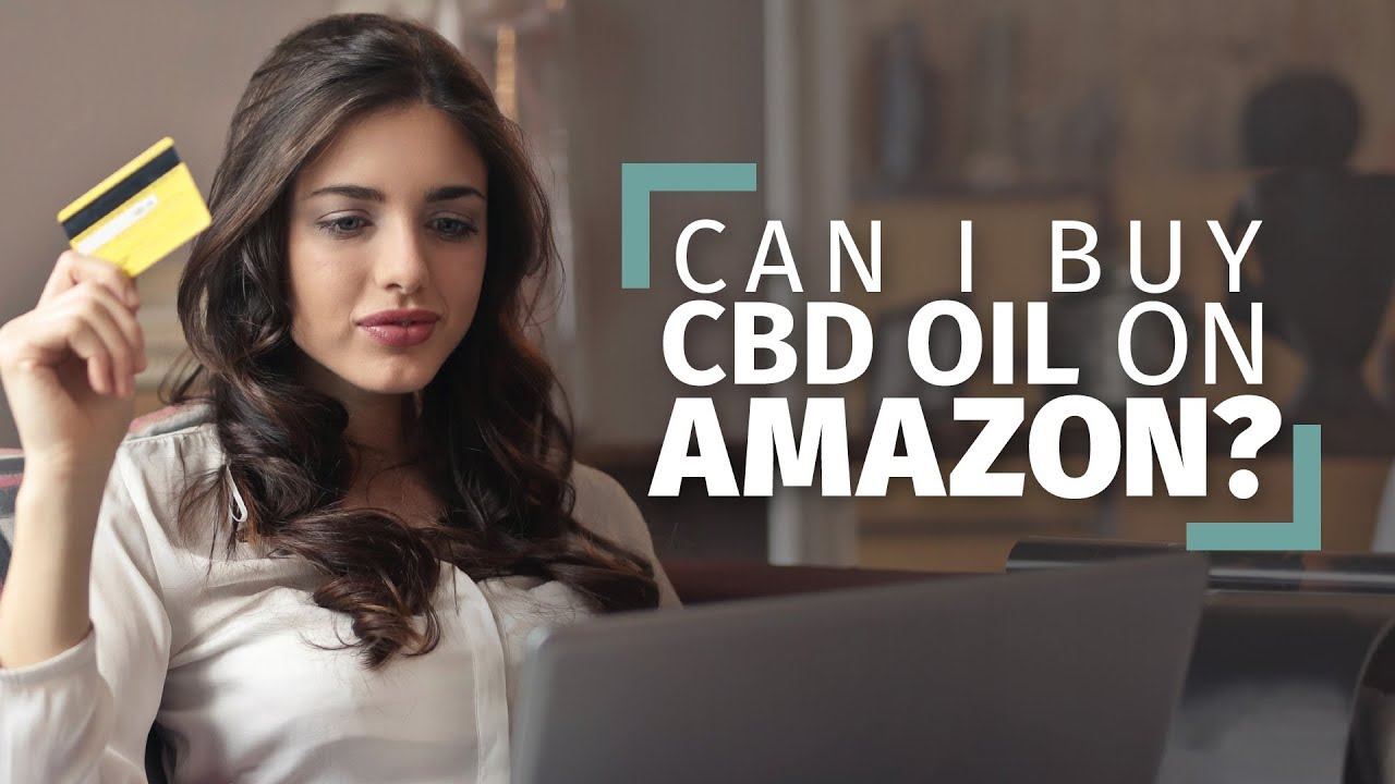 Can I Buy CBD Oil On Amazon? 1