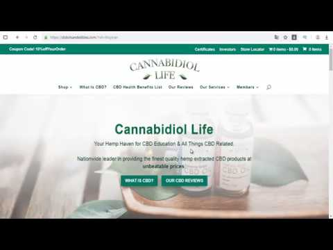 Cannabidiol Life: CBD Guide For Medical Conditions and Products 1