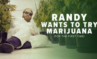 Randy Wants To Try Marijuana 9