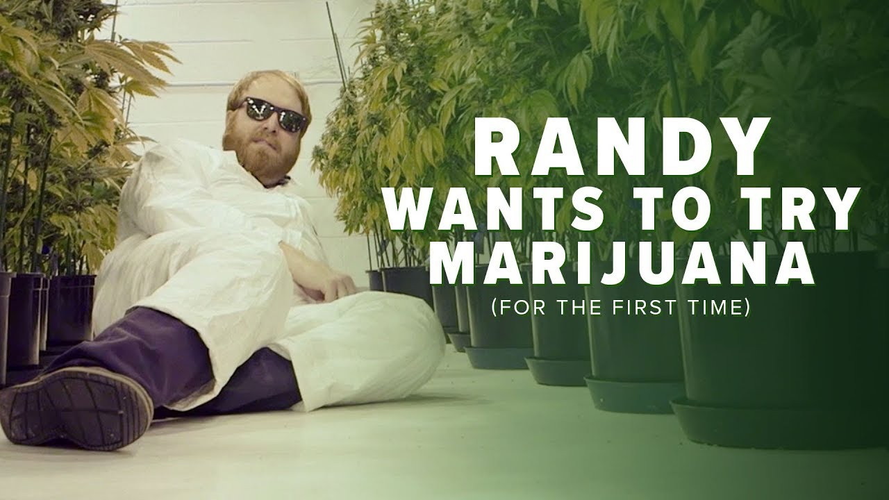Randy Wants To Try Marijuana 1