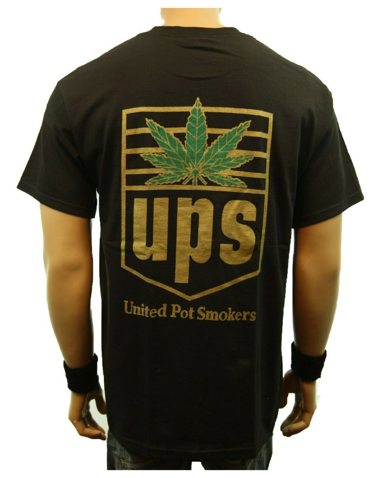 Weed Marijuana United Pot Smoker Printed Graphic T-Shirts Fashion Urban Tee 2