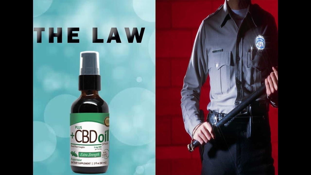 cbd oil law in the USA - DEA clarifies [2019] 1