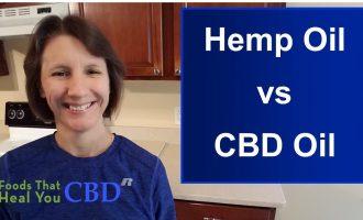 Hemp Oil vs CBD Oil 6