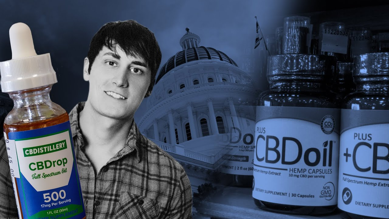 CBD Is Still Banned in States With Legal Weed 1