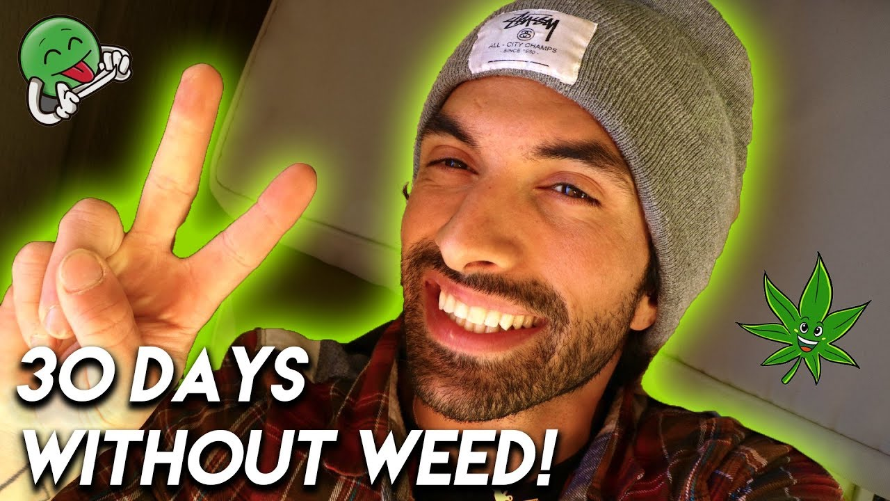 30 Days Without Weed - Benefits & Difficulties 1