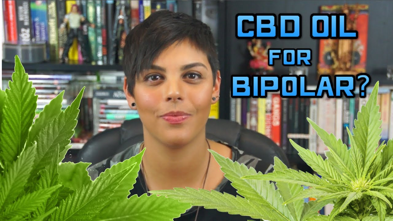 I Experimented On Myself with CBD Oil for Bipolar/Anxiety 1