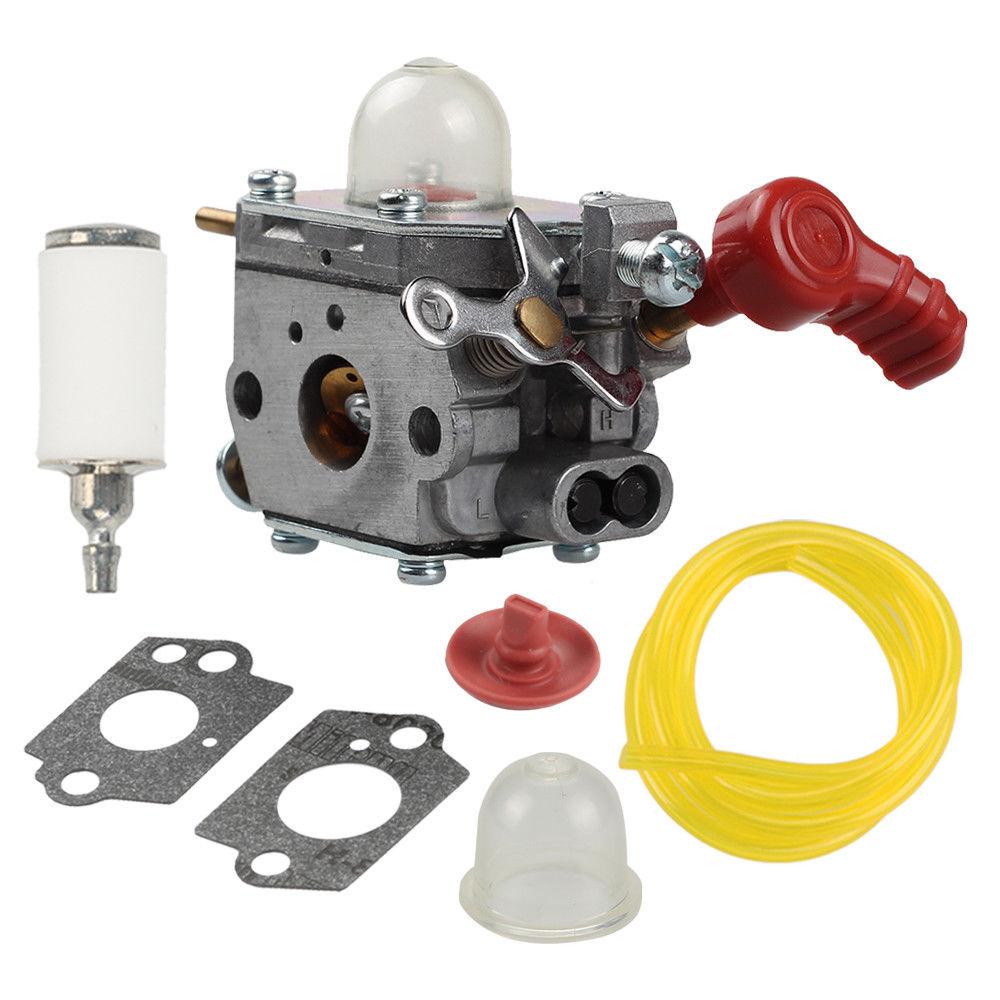 Carburetor for Sear Craftsman String Trimmer 27cc Weed Eater Carb MTD 753-06288 1