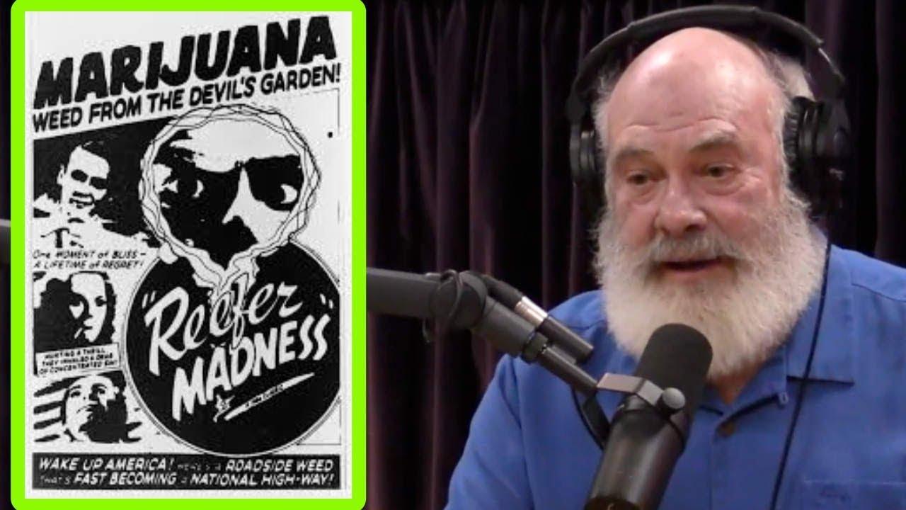 Dr. Andrew Weil: The Roadblocks Government Sets to Stop Marijuana Science - Joe Rogan 1