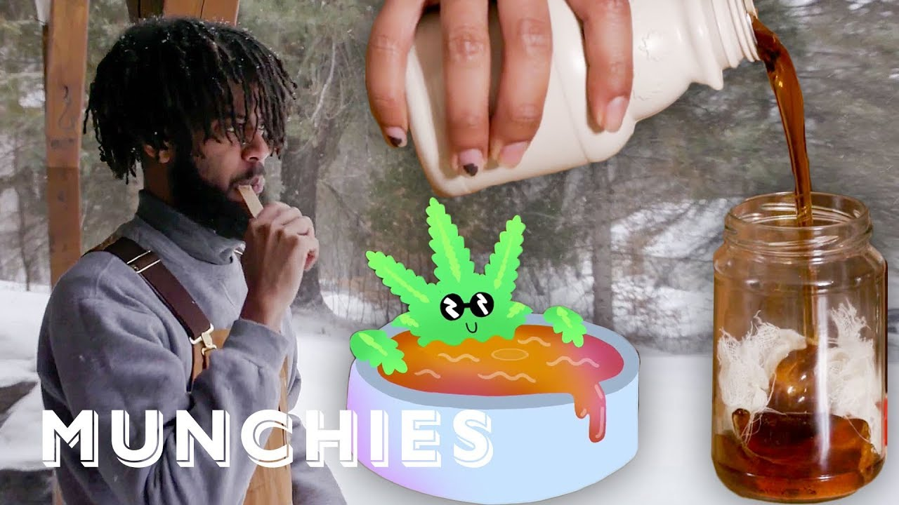How To Make Weed Infused Maple Syrup Candy | Smokeables 1