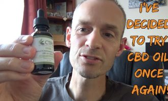 I'm trying CBD oil again   Multiple Sclerosis   Chronic Illness 5